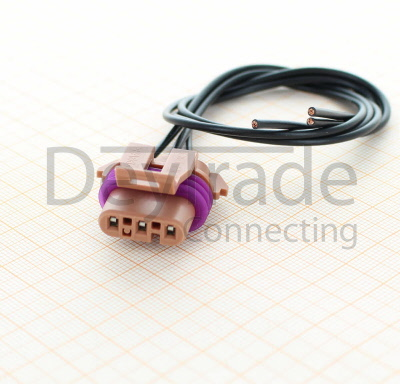 12146121 -GM 88987992 Pigtail - Plug with wire - DeyTrade